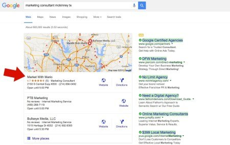 SEO tips for local businesses
